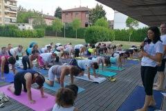 Yoga al Federale